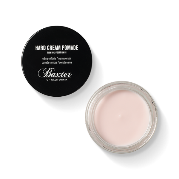 Baxter Hard Cream Pomade 60ml Image