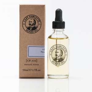 Capt Fawcett's Beard Oil 50ml Image